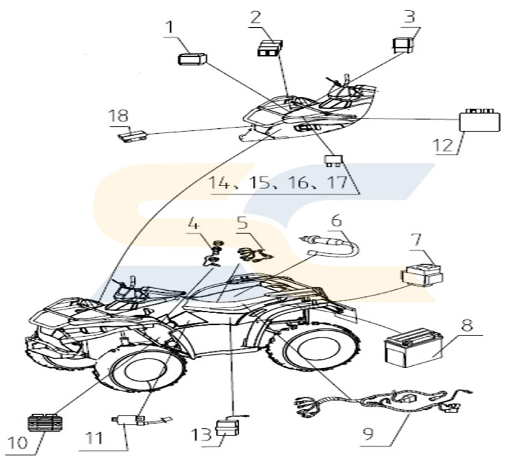 talon manco atv wiring diagram linhai wiring diagram wiring diagrams site  linhai wiring diagram wiring diagrams